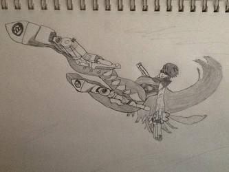 Bayonetta by heart-gold