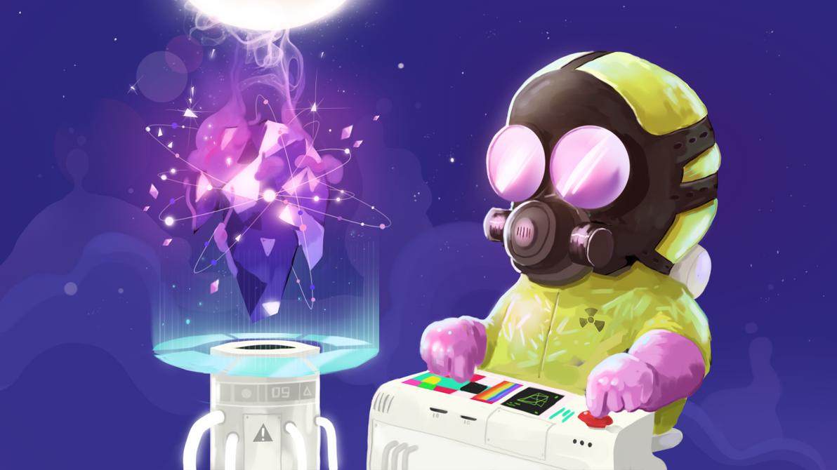 The Alchemist by s4yo