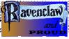 Ravenclaw Pride Stamp by DarthRegina125