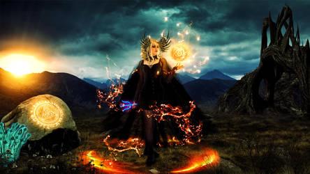 Goddess by themartianx