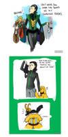 Loki Tumblr Dump by Karijn