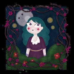 Eclipsa the Queen of Darkness by Ivetttee