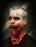 Zombie Rollins by mosingo