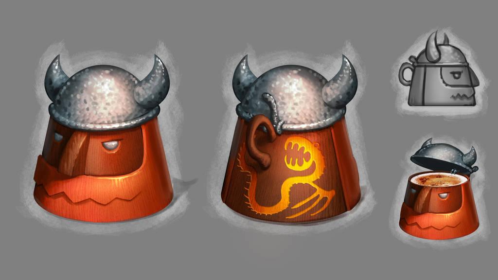 Viking Stein by mosingo