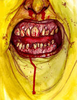 zombie mouf by richunkleskeletun