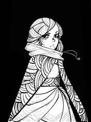 Character idea by Erekem