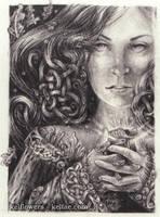 Elfknots: Autumn by myceliae