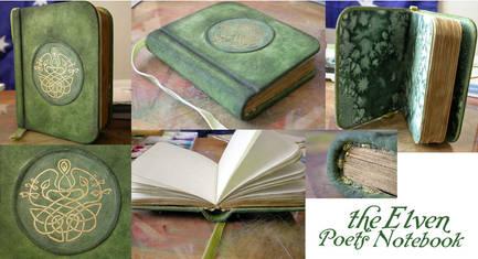 Elven Poets' Notebook by myceliae