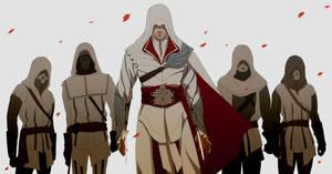 AC:Brotherhood by doubleleaf