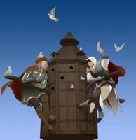 Fly away by doubleleaf