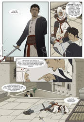 Serves You Right (Page 9 of 9) by doubleleaf