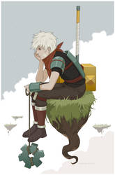 Bastion by doubleleaf