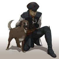A is for Aveline by doubleleaf