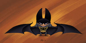 173. Bat... man? by nik159