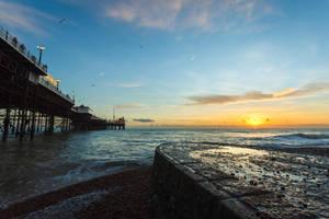 Brighton Pier by snomanda