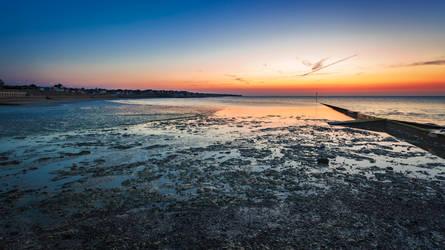 Twilight Ebb Tide by snomanda