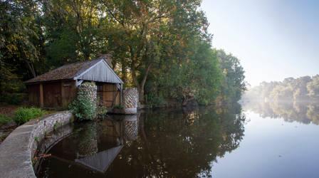 Boat House by snomanda