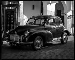 Major Morris Minor #2 by Roger-Wilco-66