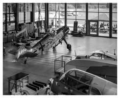 Oberschleissheim Restoration Hangar by Roger-Wilco-66