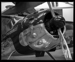 Cessna 195 by Roger-Wilco-66