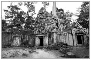 Angkor Thom #3 by Roger-Wilco-66