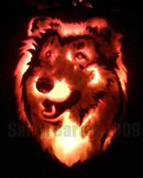 Reveille Pumpkin Carve by sarahcarter
