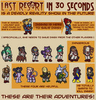 Last Res0rt in 30 Seconds by lastres0rt