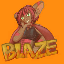 Badge - Blaze the Talmi/Zillan Celeste by lastres0rt