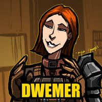 SORINE JURARD:DA DWEMER EXPERT by Sabrerine911