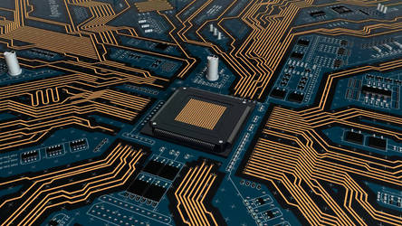 Circuit Board by XxAries1970xX