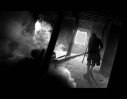 Feuerwehrmann by halb-blind