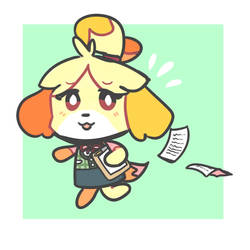 isabelle by Iachersis