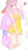 Porkchop'n Flatscreen! : Ayane Shiun by I2izz