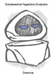 Daily Sketch 76: Eve by kingofsnake