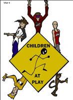ChildrenatPlay: Year 4 Logo by kingofsnake