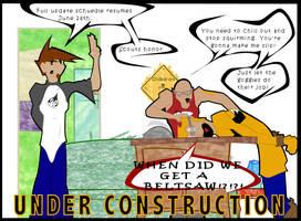 Under Construction by kingofsnake