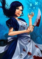 Alice Madness Returns by sumiguro
