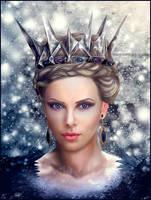 Charlize Theron: Ravenna by Deih