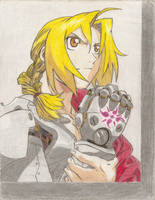 Edward Elric by KN-KL