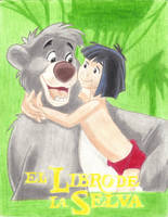 The jungle book by KN-KL