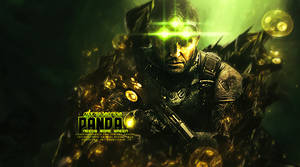 Splinter Cell by ZachGFX