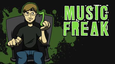 Music Freak Card by Pyrotech07