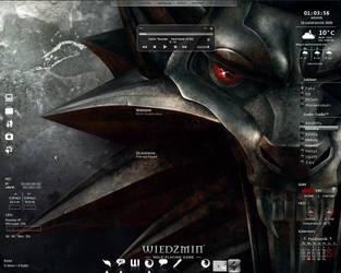 Desktop screenshot 2 by WinterWerewolf