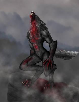 Deadly enemy by WinterWerewolf
