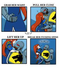 How to approach Eldar females by TechmagusKhobotov