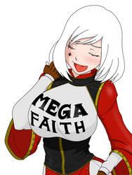Mega Faith by TechmagusKhobotov