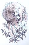 nettles by tyronniesaur