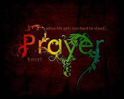 Prayer by Blugi