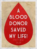Blood Donor by Blugi