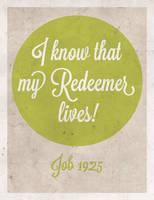 My Redeemer Lives! by Blugi